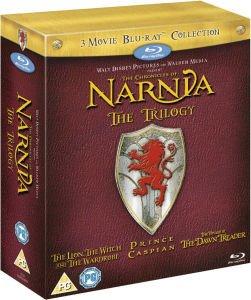 The Chronicles Of Narnia Trilogy Box Set on Blu-Ray £9.99 @ Zavvi