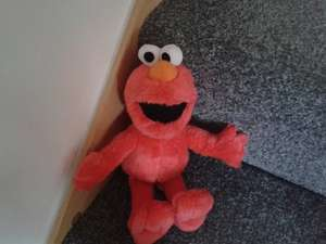 Elmo stuffed toy £3.99 @ H&M instore.