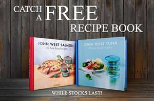 FREE John West Recipe Book (Salmon/Tuna)
