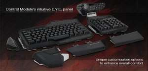 Mad Catz Strike 5 Gaming Keyboard - £94.98 inc. vat £149.99  Save £55.01 - Ebuyer.com