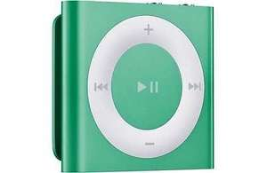 Ipod shuffle 2gb various colours £24.30 @ Argos Outlet (refurb)