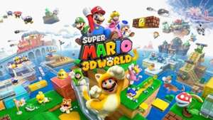 Super Mario 3D World game for Wii U - The game collection £29.95 + 3% cashback!