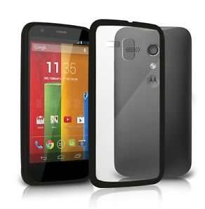 GENUINE ORZLY MOTOROLA MOTO G HYBRID FUSION BUMPER WITH CLEAR REAR PANEL £4.95 @ ebay / talklinesales
