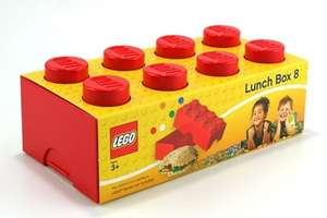 Lego Lunchbox 8 (red only) £3 instore @ Sainsburys