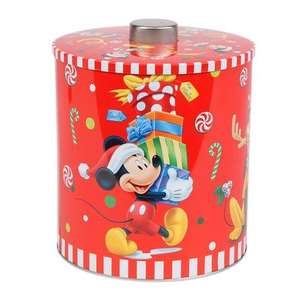 Dunelm Kids Disney Minnie Mickey Biscuit Tin was  £3.99 Now reduced to 50p