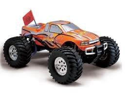 Thunder Tiger MTA4 S28 1/8 Nitro Monster Truck at Modelsport UK - £219