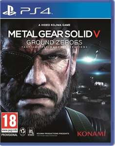 Metal Gear Solid V - Ground Zeroes - PS4 & Xbox One £19.75 Delivered @ Gameseek