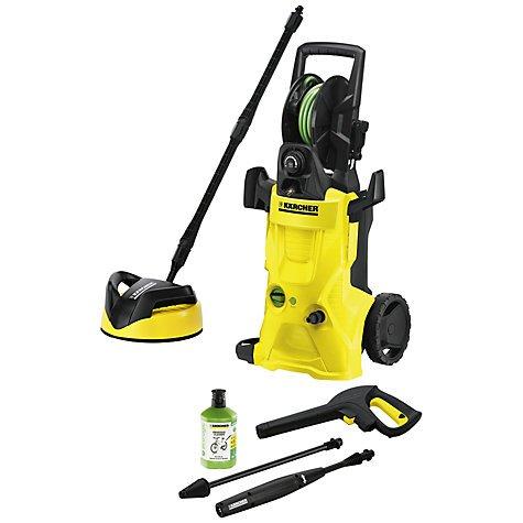 Kärcher K4 Premium Eco! logic Home Pressure Washer £199.00  @ John Lewis (Online)