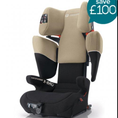 Concord X-Bag Car Seat - Sahara £75.99 @ Kiddicare