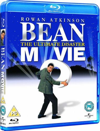 Mr. Bean BLU-RAY films £3.99 each at play/pressplay