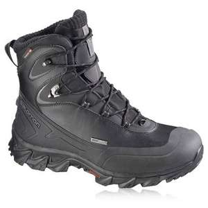 SALOMON CLIMASHIELD WATERPROOF Walking Boots OVER 50% OFF & FREE Delivery £59.99 @ Sportshoes.com