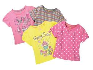 LUPILU Kids' T-Shirts 2.99 at lidl