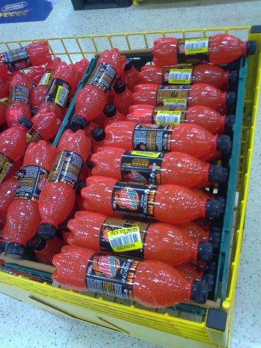 Mountain Dew Red  500ml - 12p at Tesco