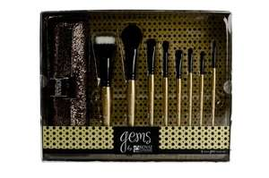 Royal & Langnickel Gold Gems 9-Piece Make-up Brush Set  @ Amazon £5.57 (85%off) was £39.98  (free delivery over £10 / prime) JUST AN EXAMPLE, ALSO REFER TO LINKS ALSO ENCLOSED