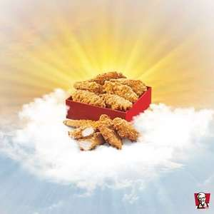 Ten mini fillets for £5.99. Two sides for £2 extra @ KFC ON TUESDAYS