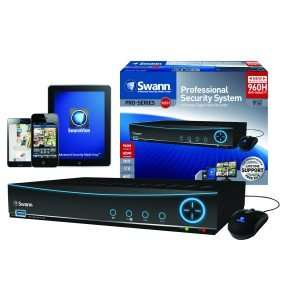 Swann 1TB 9 Channel DVR9-4200 960H Digital Video Recorder with HDMI Output 9 channel 1TB storage CCTV  Maplin Outlet via eBay £199.99 at Maplin Ebay Outlet