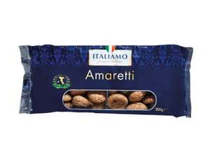 Italiamo Amaretti Biscuits 99p @ Lidl from thursday 27th February(200g)