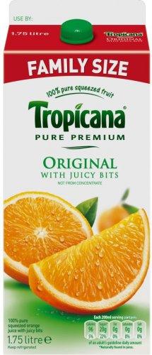 1.75 Litre BIGGEST SIZE of Tropicana Orange Juice 2 for £4 @ ASDA
