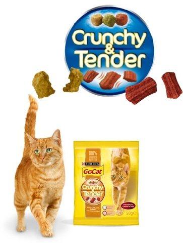 free sample 50g of cat food @ Go Cat