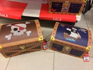 Pirate Treasure Chests half price @ Store Twenty One