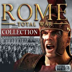 (Steam) Rome: Total War Collection - £1.00 - GetGames