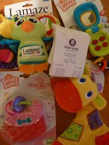Bright Starts and Lamaze toys reduced from £1.50 in store at Morrisons