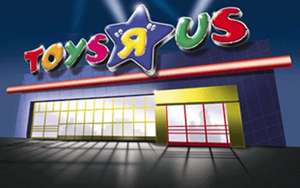 Free £5 off voucher when sign up to birthday club @ toys r us