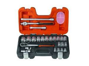 "Bahco S240 1/2"" 24 piece socket set £43.99 from Amazon (check buying options)"