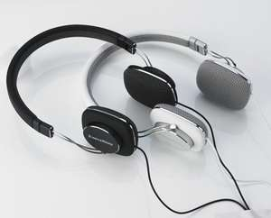 Bowers & Wilkins P3 Headphones Black or White (Recertified) £125 Delivered @ HiFi Gear