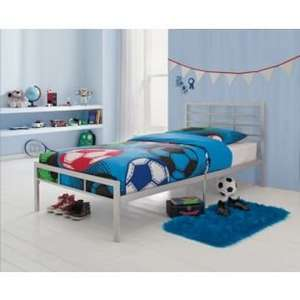 Small double bed frame, Argos, was £79.99 now £26.99
