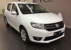 £5995 for a brand new 5 door car direct from the Dacia manufacturer