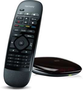 Logitech Harmony Remote + Hub + £15 Amazon Credit - £80.50 - (Remote Effectively £65.50)