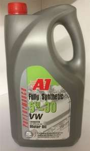 5ltr VW 504 507 5W30 Oil £15.99 delivered - ebay /  save_and_drive