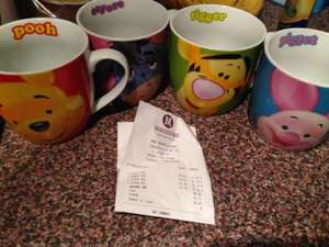 £1.28 Disney Mugs at Morrisons