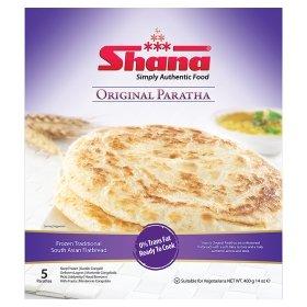 Shana Paratha Original 5 £1 @ Asda
