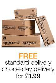 Amazon FREE DELIVERY to Amazon lockers.