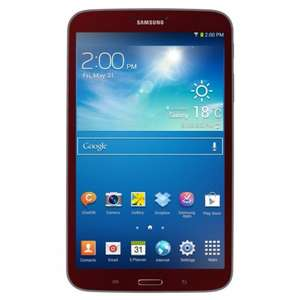 "Samsung galaxy tab 3 8"" red £149 Sainsburys or John Lewis"