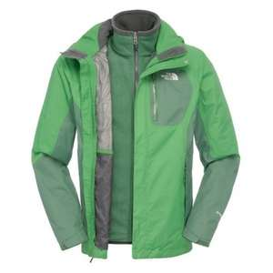 The North Face Men's Zenith Triclimate Jacket £113.94 delivered @ OutdoorKit