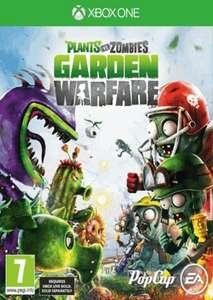 Plants Vs. Zombies: Garden Warfare (£24.99 - ShopPlay)
