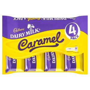Cadburys 4 Pack Chocolates £1.00 @ Morrisons (Various In Comments)