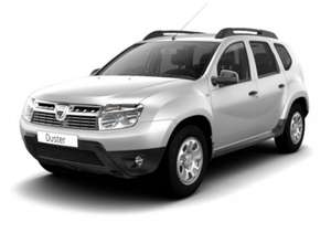 Dacia Duster Ambiance 2013 dCI 110 4X2 - £199 deposit, £199 per month* ( £14259)