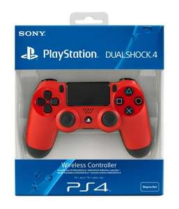 Sony PlayStation DualShock 4 Magma Red £41.72 @ Amazon