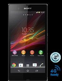 Sony Xperia Z (Black or Purple) £240.00 on O2 Refresh @ O2