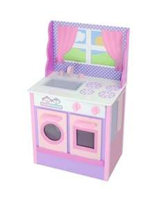 £25 Wooden Toy Kitchen @ Woolworths