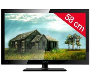 "BLAUPUNKT 23/157J-GB-3B-HKDU-UK 23"" LED TV DVD COMBI FREEVIEW BLACK 720P (REFURB) - Tesco ebay Outlet - £95.00"