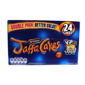 Cadburys 24 pack jaffa cakes 59p @ supervalu