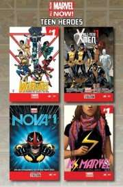 4x Free Digital Marvel Comics via Marvel.com *USE CODE* ...2 more codes added