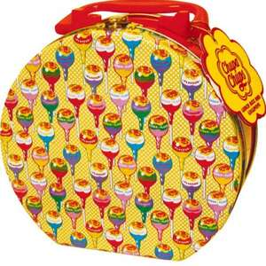 Chupa Chups Tin Lunch Box with Lollies. 128/5673   (4 Reviews) Less Than Half Price £3.99   was £11.99  @ argos