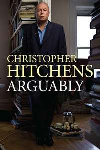 Arguably by Christopher Hitchens for Kindle, from £6.71 down to £1.09 @ Amazon