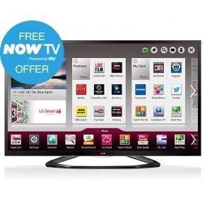 LG 42LA640V LED 3D TV £429 Crompton + Moore